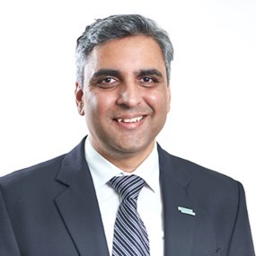Rahul Teotia, Senior VP Supply Chain & Procurement at B. Braun Medical, webinar speaker
