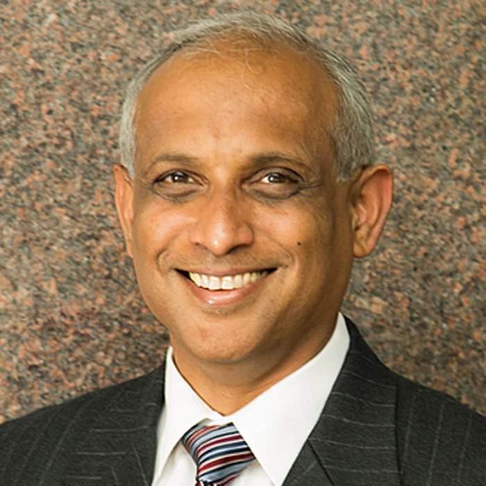 Tony Saldanha, member of aim10x Executive council