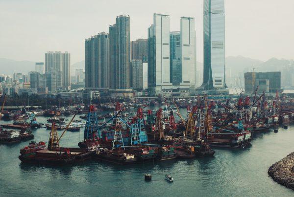 Transforming supply chain header
