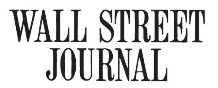the article is also available on wall street journal