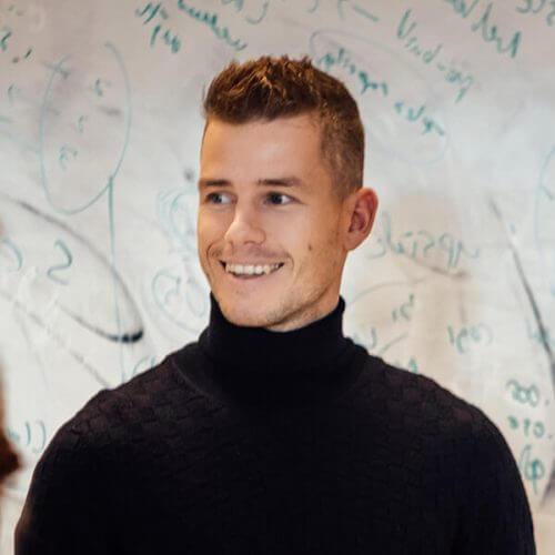 Stephan de Barse, o9's Executive Vice President