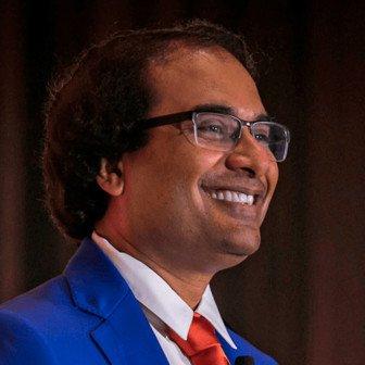 Sashi Narahari, founder and CEO of HighRadius, a partner of o9 Solutions