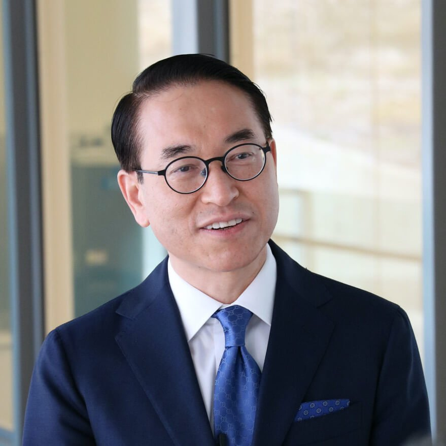 Dr. WP Hong, President and CEO of Samsung SDS talking about collaboration between Samsung SDS and o9