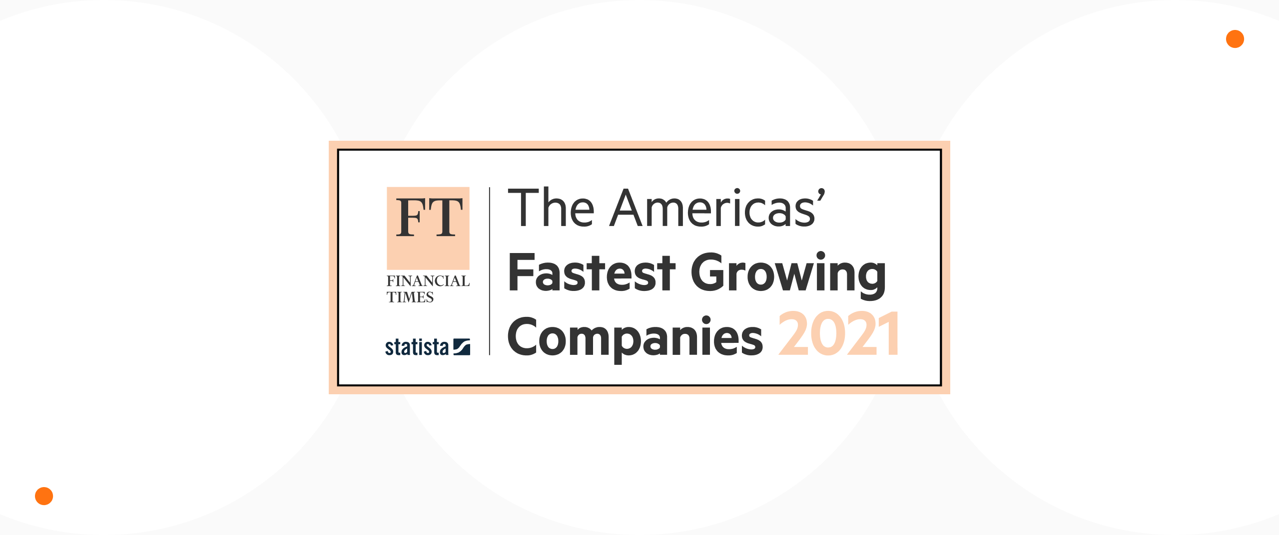 o9 Solutions recognized as one of FT The Americas' Fastest Growing Companies 2021