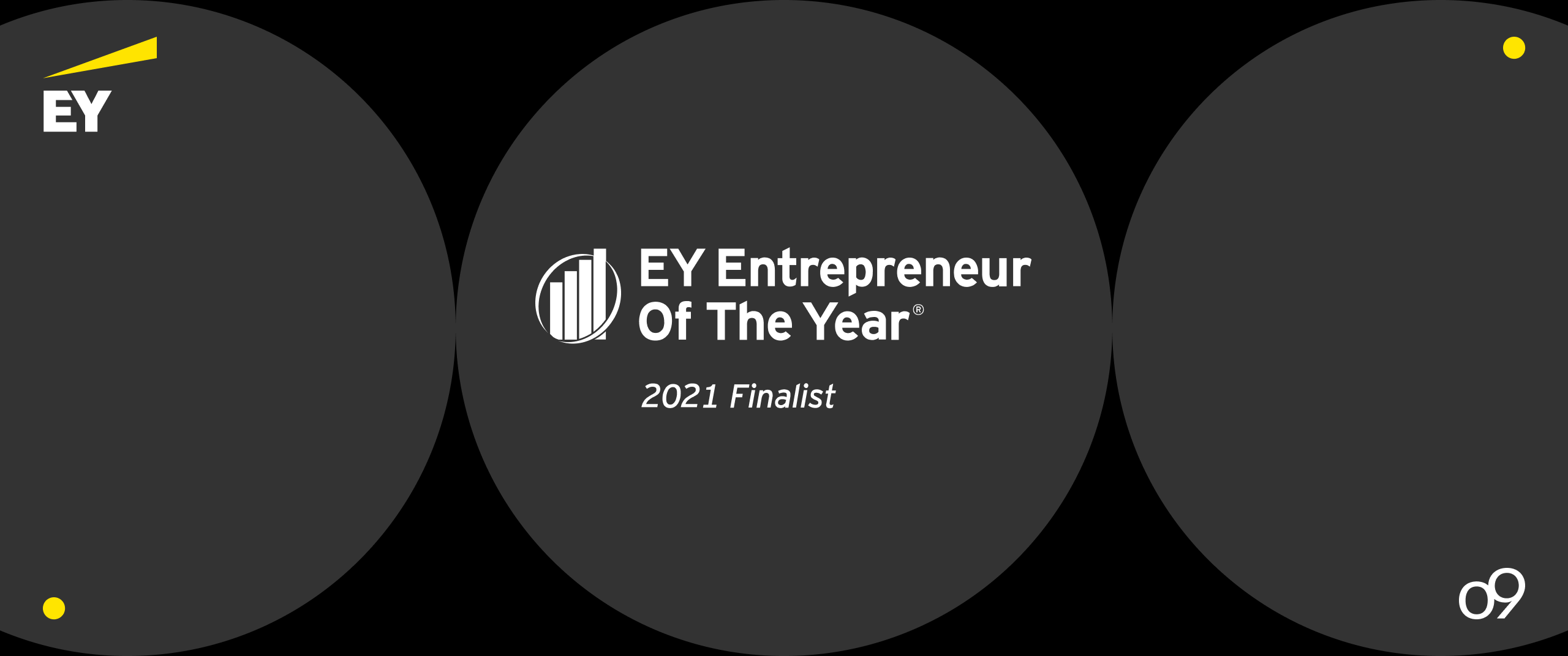 EY US announced Chakri Gottemukkala, CEO of o9 Solutions as finalist in Entrepreneur Of The Year® 2021 Southwest Award
